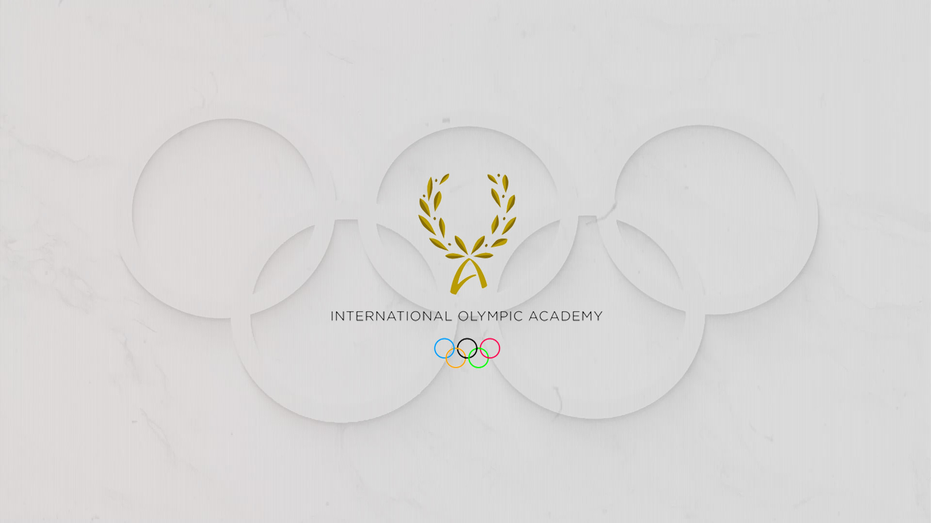 5f98faa7baefe IOA - Official Website of The International Olympic Academy